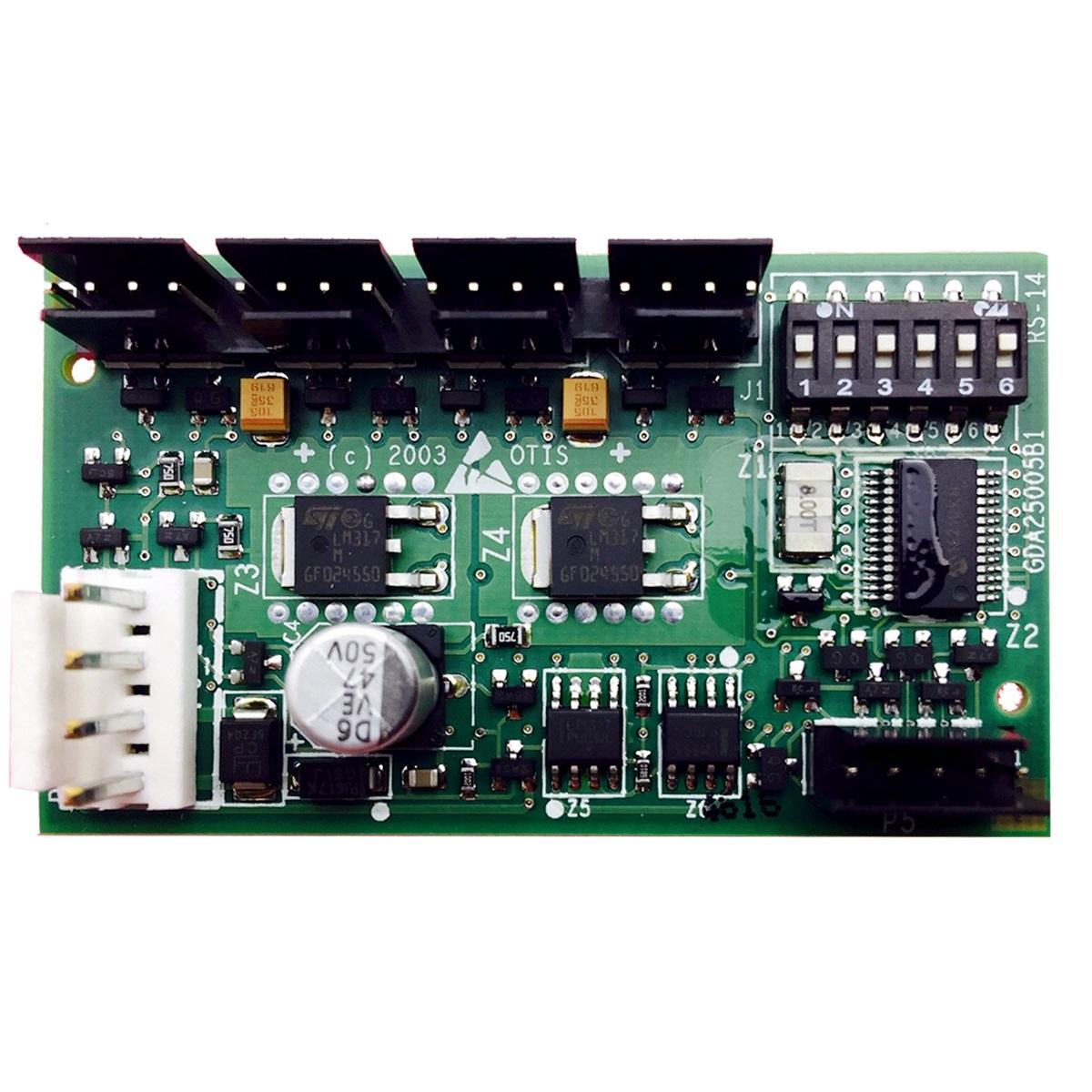RS14 Board – GDA25005B10   Unitec Parts