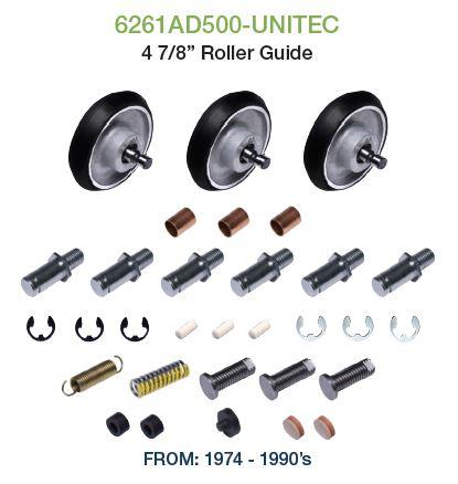 4 7/8″ roller guide kit   Unitec Parts
