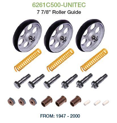 7 7/8″ roller guide kit   Unitec Parts