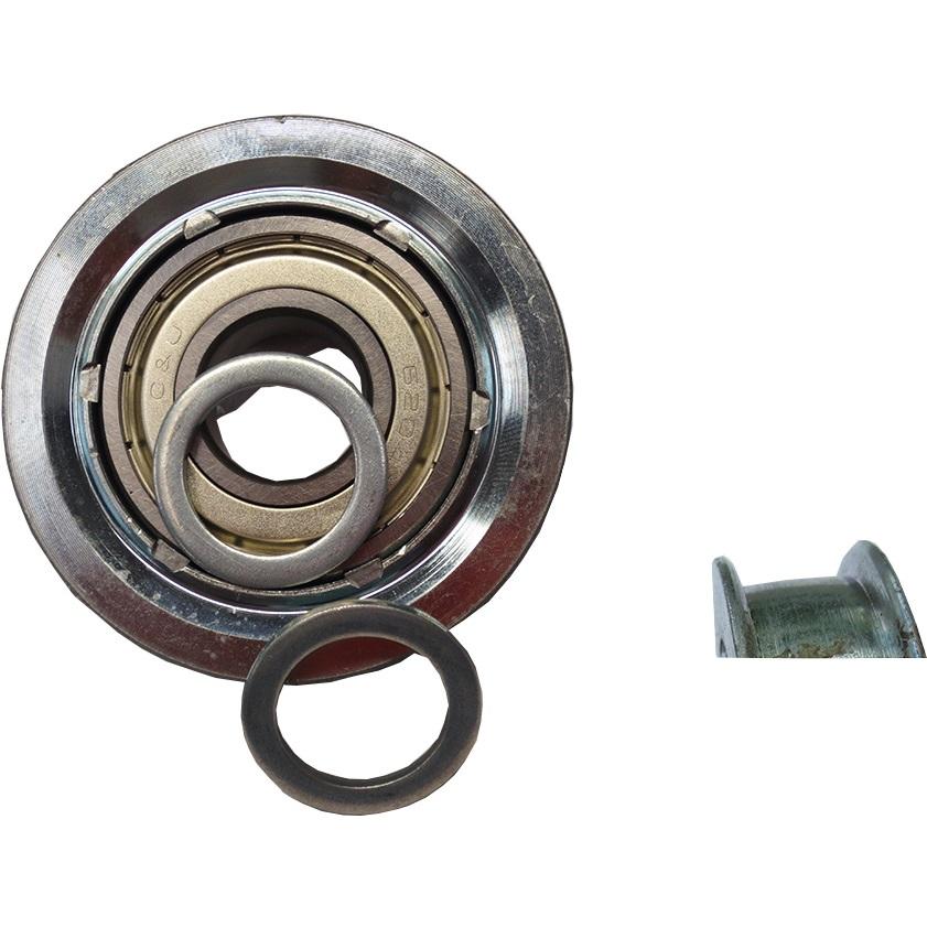 Door Hanger Rollers and Upthrusts | Unitec Parts